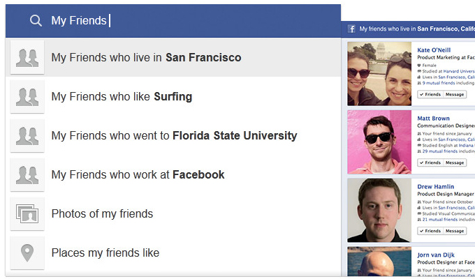 FBstalker Does Data Mining on Facebook Graph Search | Threatpost