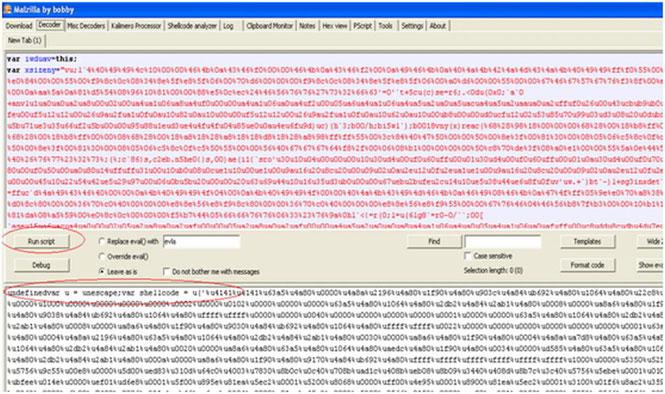 Inside a Malicious PDF Attack   Threatpost