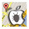 Apple iPhone location