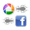 Picasa and Facebook