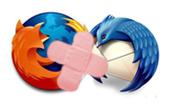 Thunderbird Firefox patch