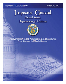 IG Defense Report