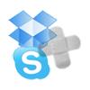 Dropbox Skype