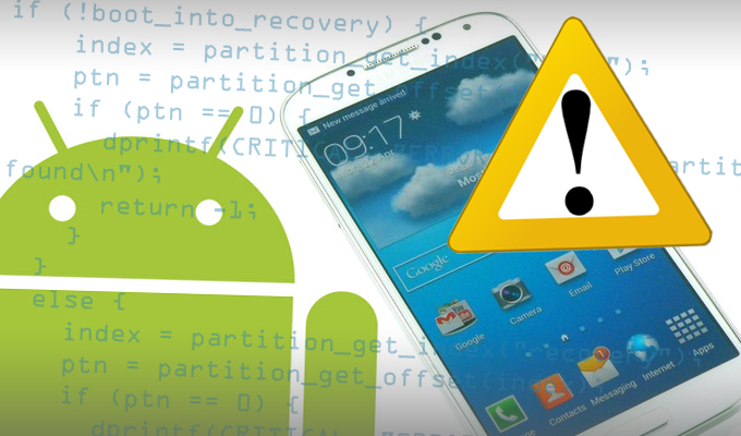 Samsung Galaxy S4 Android Bootloader Unlocked | Threatpost