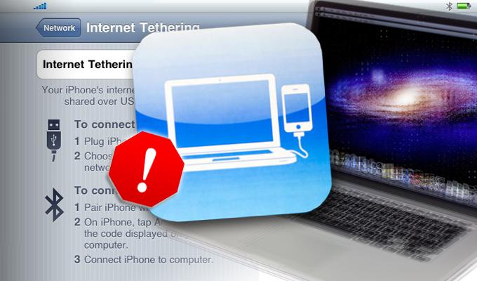 iOS Generates Weak Default Passwords for iPhone Tethering