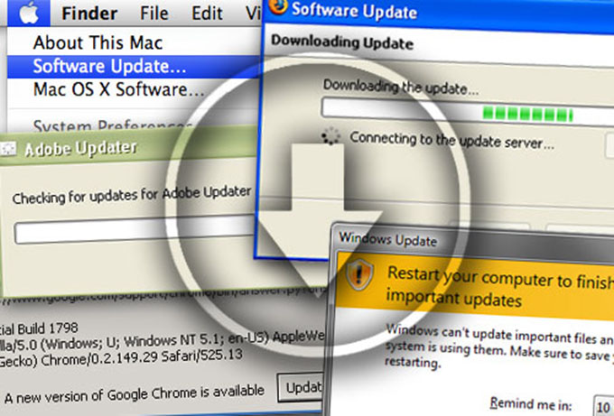 Step 6: Update and Patch