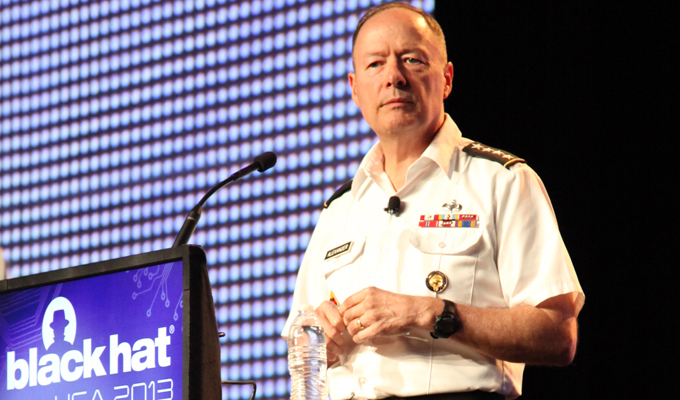 Gen. Keith Alexander on National Security, Privacy