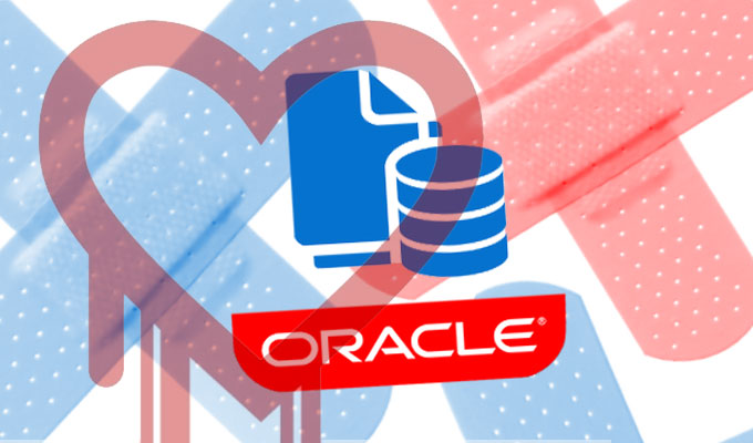 Oracle Gives Heartbleed Update, Patches 14 Products