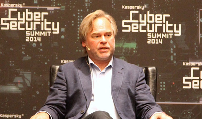 Eugene Kaspersky on Critical Infrastructure Security