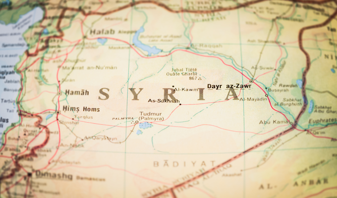 Syrian Malware