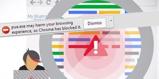 HTTP warnings