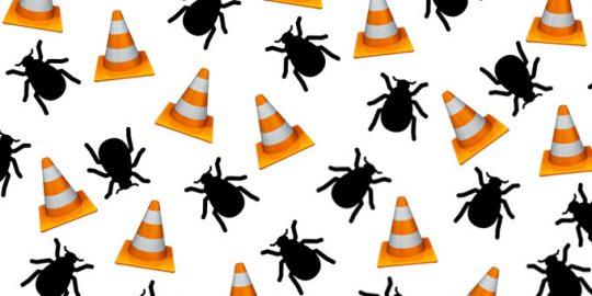 VLC bug