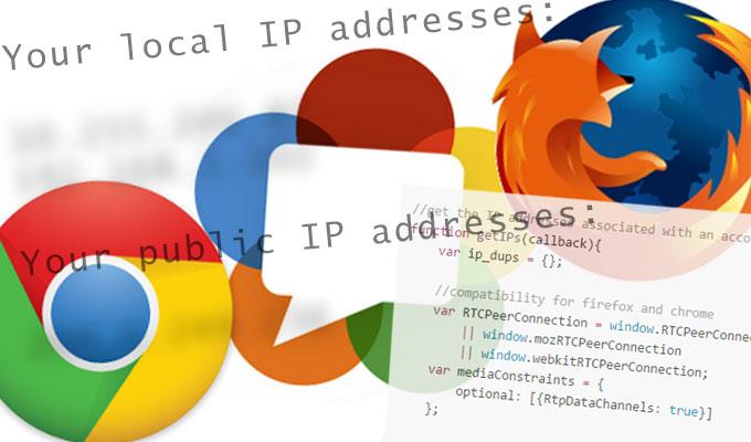 WebRTC Found Leaking Local IP Addresses | Threatpost
