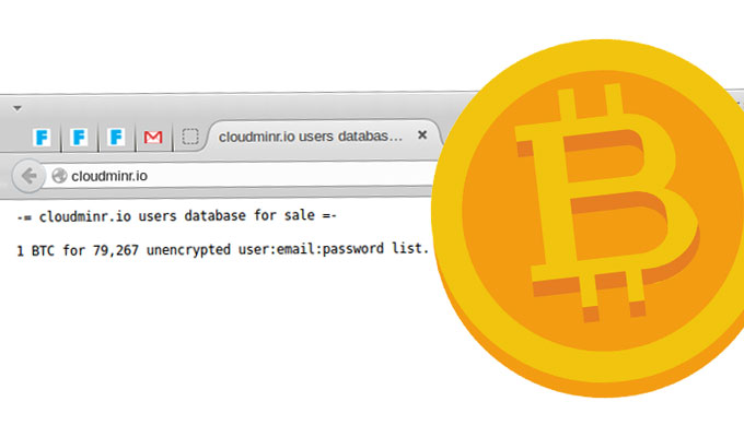 Cloudminr Bitcoin Hack Exposes Data on 80,000 | Threatpost