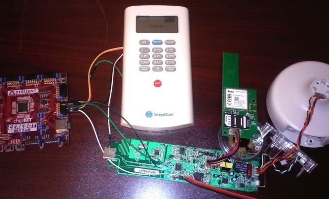 Hack Disarms SimpliSafe's Home Wireless Security Systems