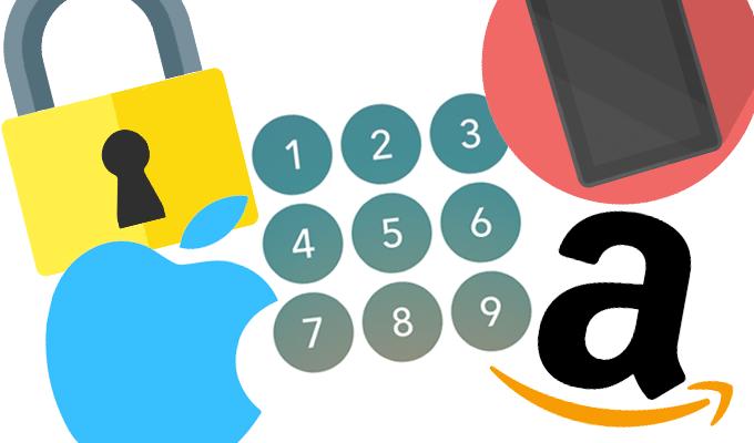 Apple Encryption Amazon