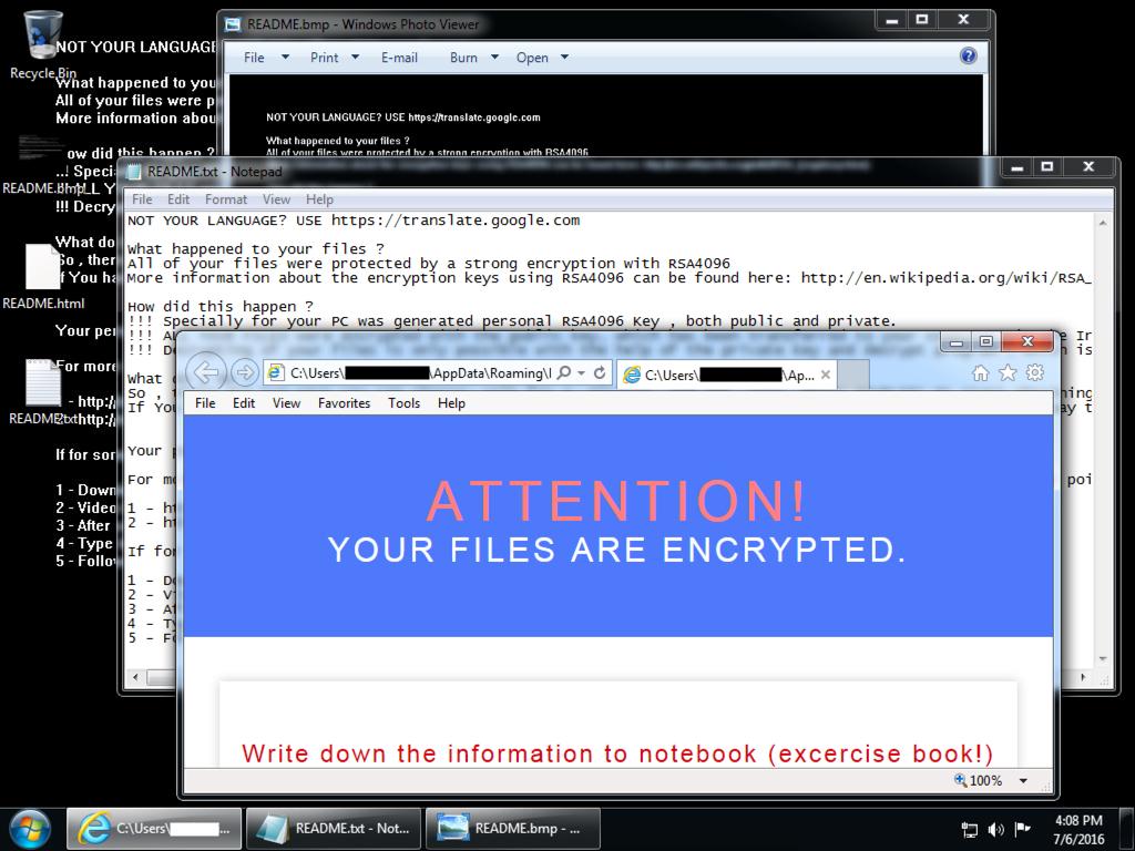 cryptxxx microsoft decryptor