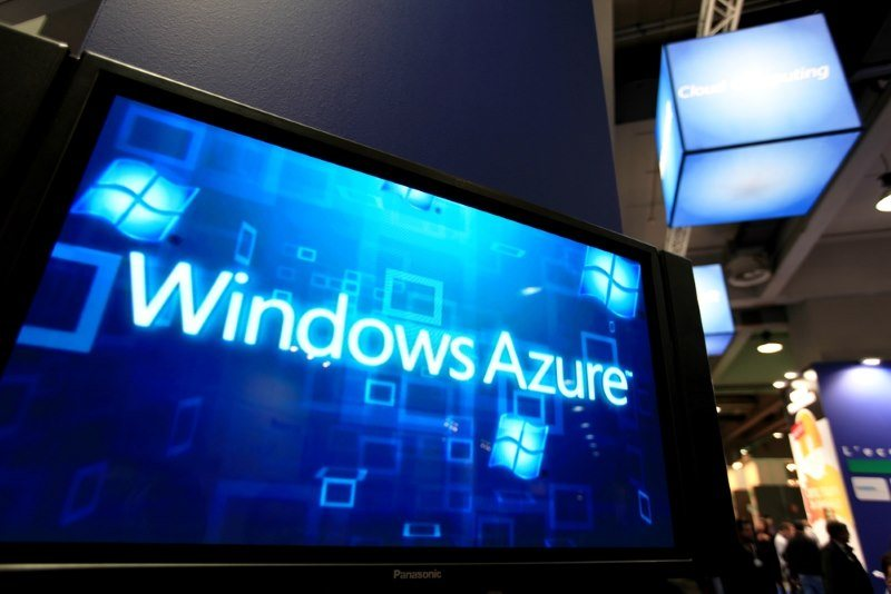 windows azure linux