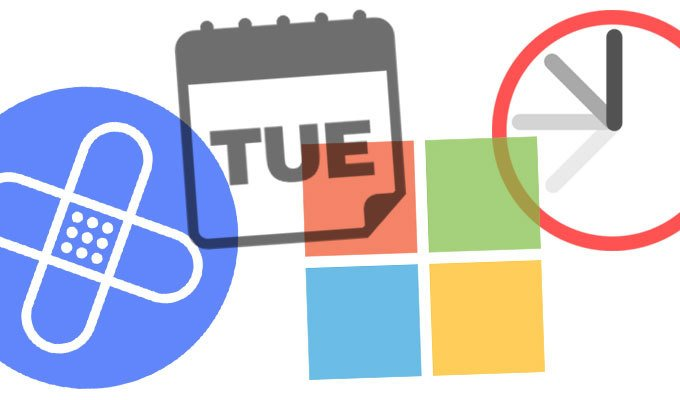 november 2018 patch tuesday issues