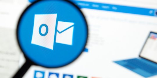 microsoft outlook breach