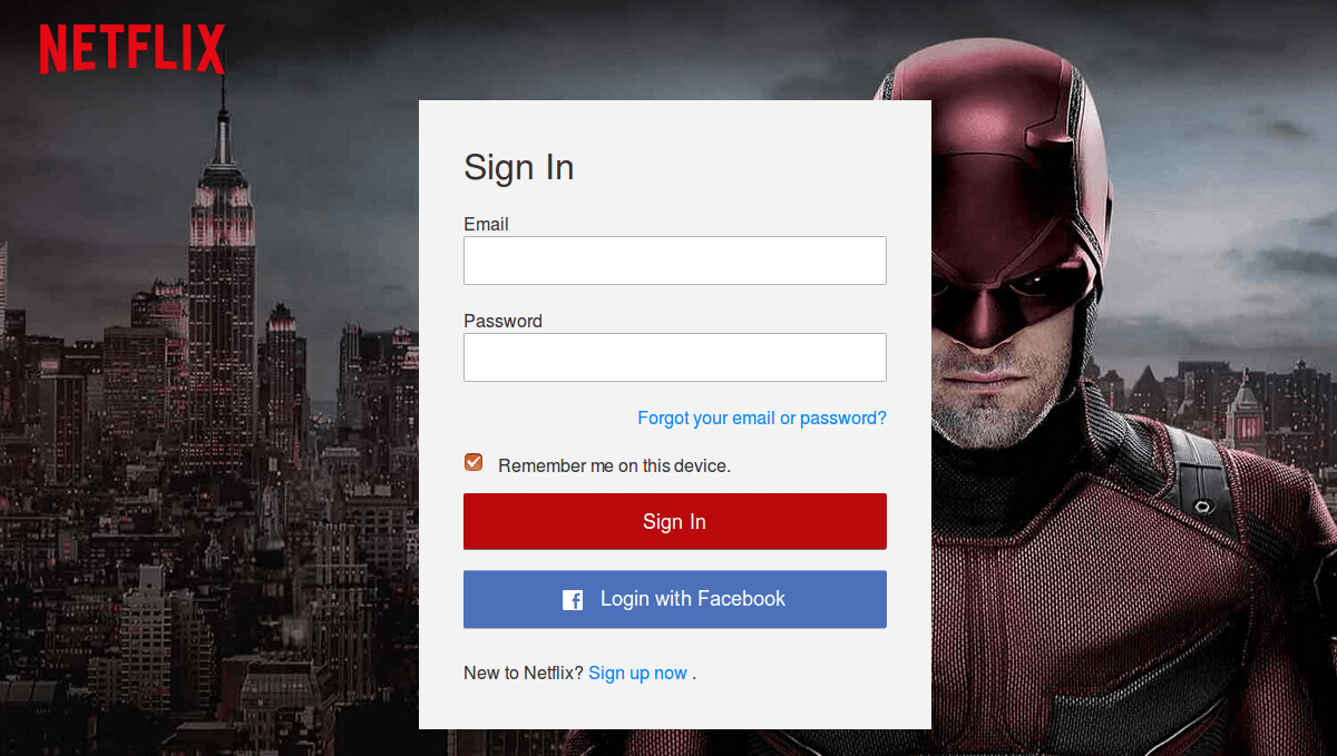 Netflix Phishing Campaign Targeted User Information, Credit Card
