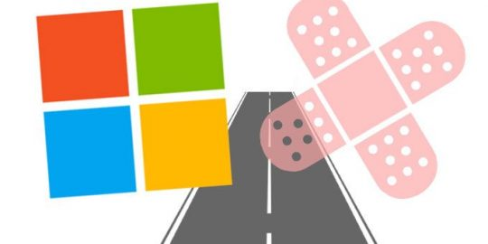 Microsoft patch tuesday remote code execution