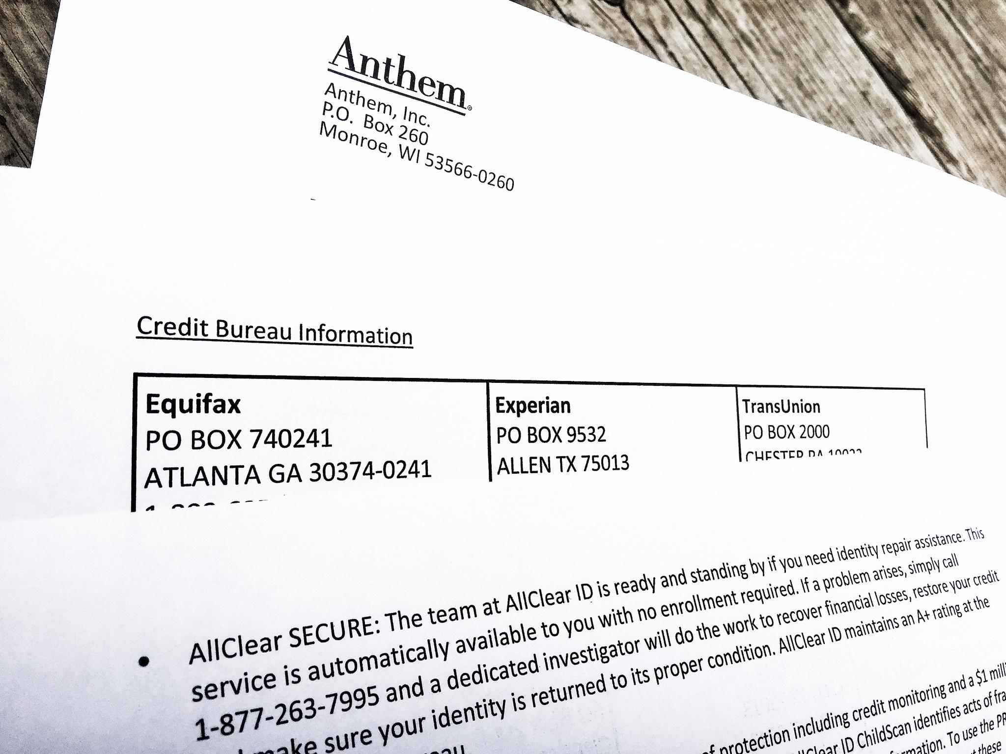 Anthem Agrees to Settle 2015 Data Breach for $115 Million