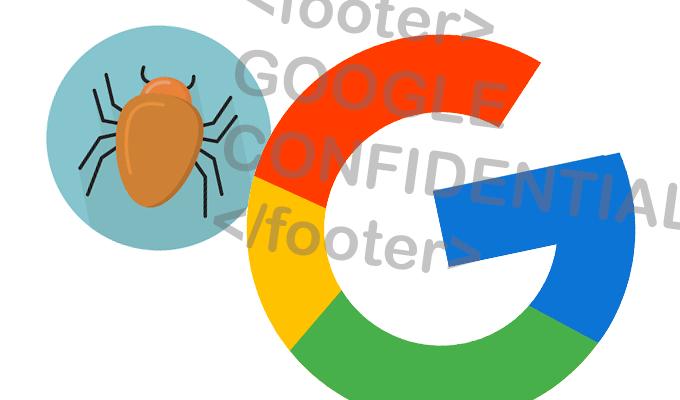 Googlefooter