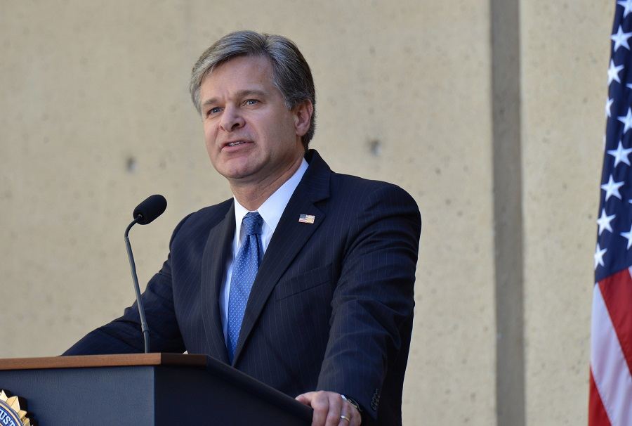 FBI Director Calls Smartphone Encryption an 'Urgent Public Safety