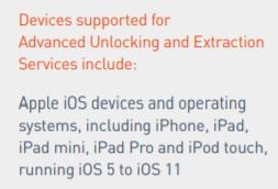 Apple Tackles Cellebrite Unlock Claims, Sort Of | Threatpost