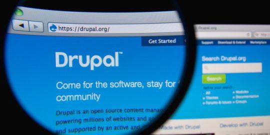 drupal critical vulnerability