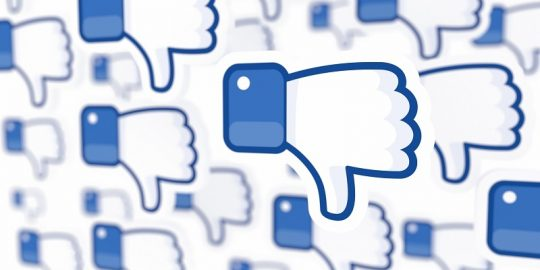 facebook plain text password