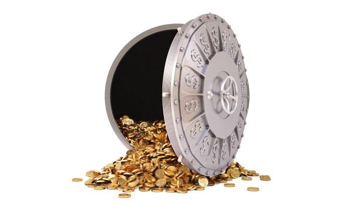 ATM jackpotting bank vault malware