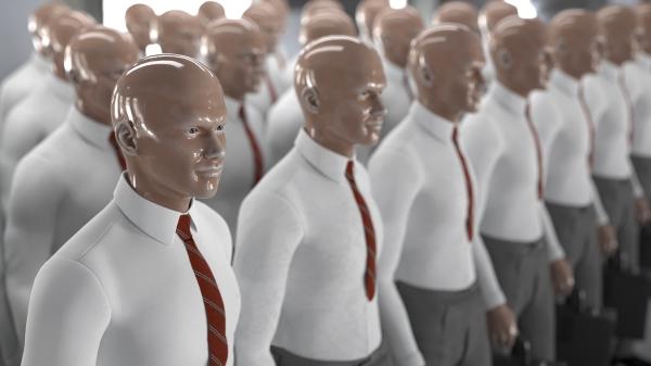 Human_robot_army