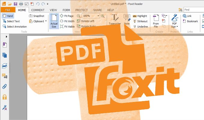 Foxit PDF Reader Fixes High-Severity Remote Code Execution Flaws