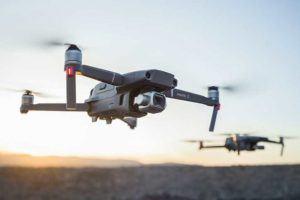 Drone as Surveillance