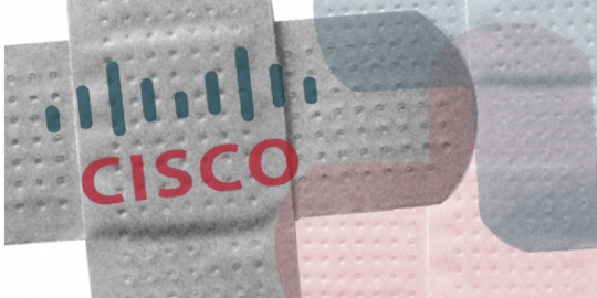 cisco patch vulnerability