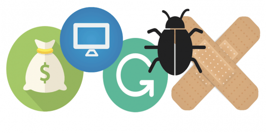 Grammarly bug bounty program