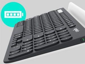 Logitech Keyboard Vulnerability
