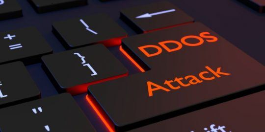 ddos attacks second quarter 2020