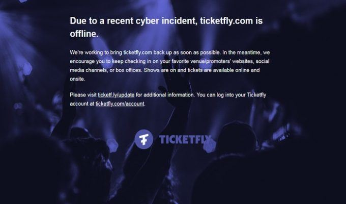 Ticketfly data breach