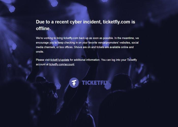 Ticketfly data breach