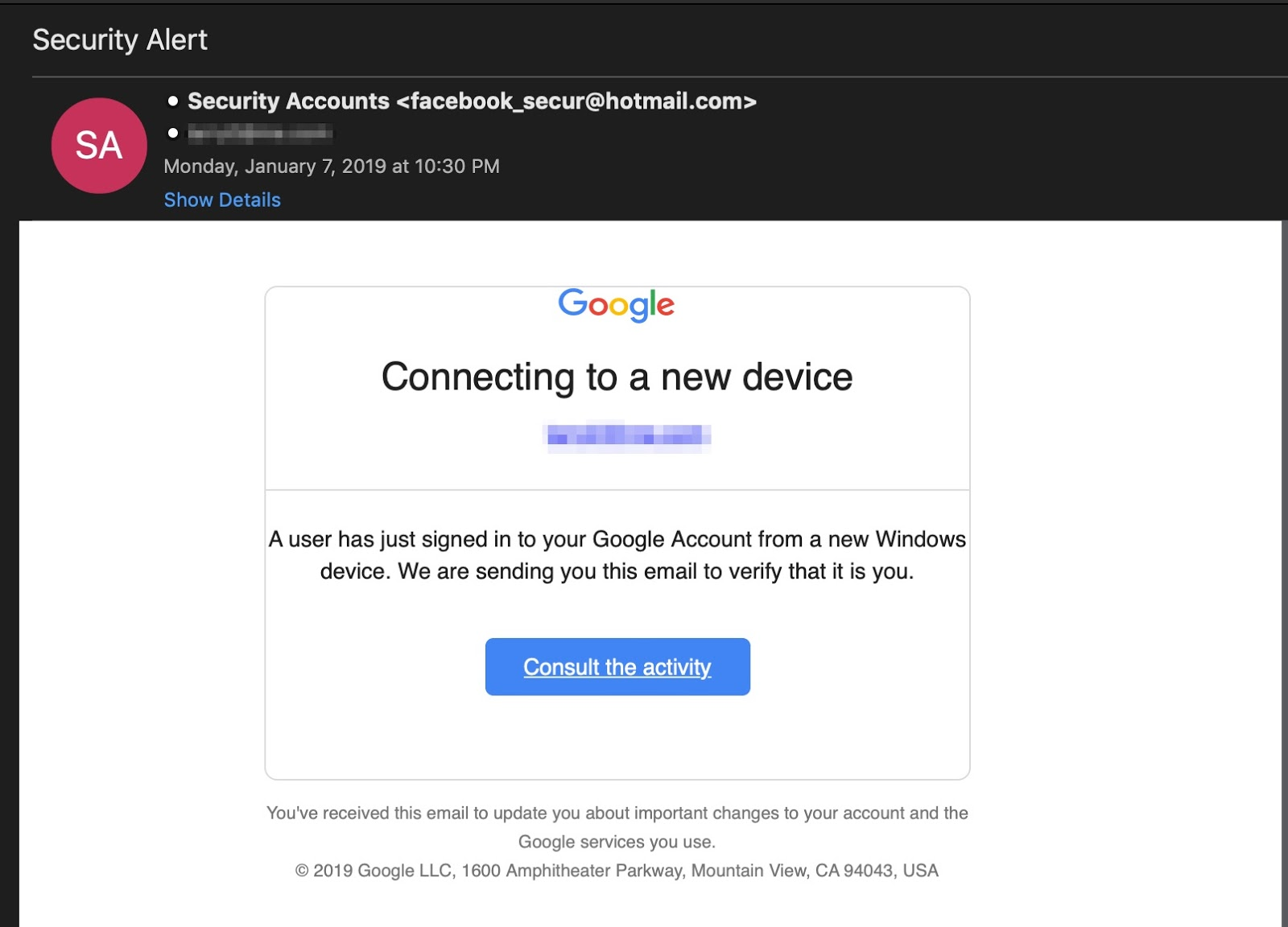 Clever Phishing Attack Enlists Google Translate to Spoof