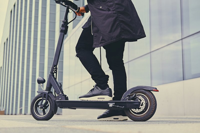 Electric scooter hack