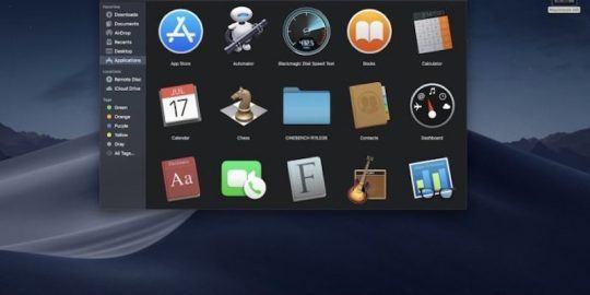 macOS Mojave Safari flaw