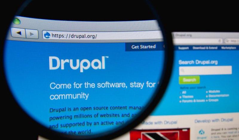 Drupal cms critical vulnerability