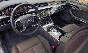 2019 Audi A8l Interior Dashboard