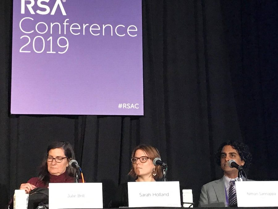 rsac 2019 privacy panel microsoft google twitter