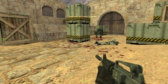 counter strike 1.6 zero-day