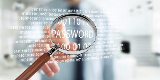 password spray IMAP attack